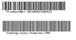 Generate Barcode using php